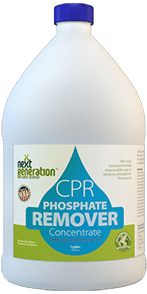 concentrated phosphate remover, CPR, phosphate removal