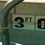 scumline, scum line, pool scum line, pool tile line, dirty tile line, clean a pool tile line