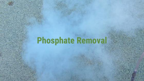 phosphate removal, phosphate remover, concentrated phosphate remover, reduce phosphates, phosphate cloud