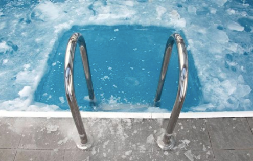 pool winterization, winterize a commercial swimming pool
